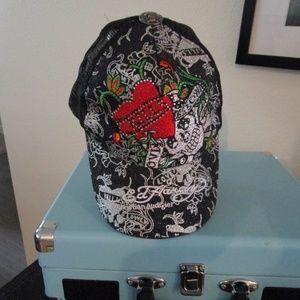 Ed Hardy Vintage Tattoo Wear Trucker Hat